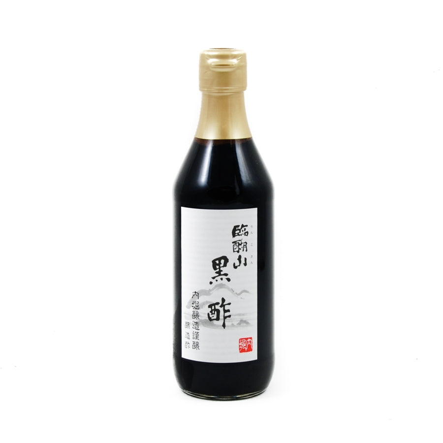 Rinkosan Black Vinegar 360ml Ingredients Oils & Vinegars Japanese Food