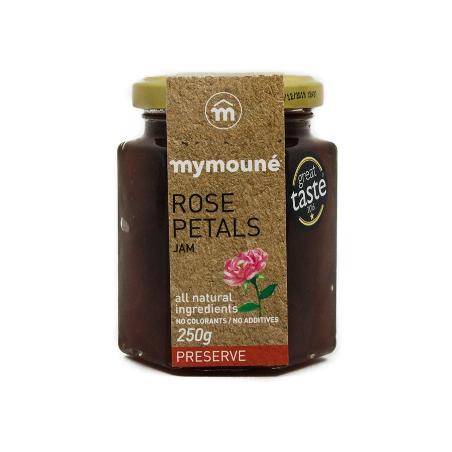 Mymoune Rose Preserve 250g Ingredients Jam Honey & Preserves Middle Eastern Food