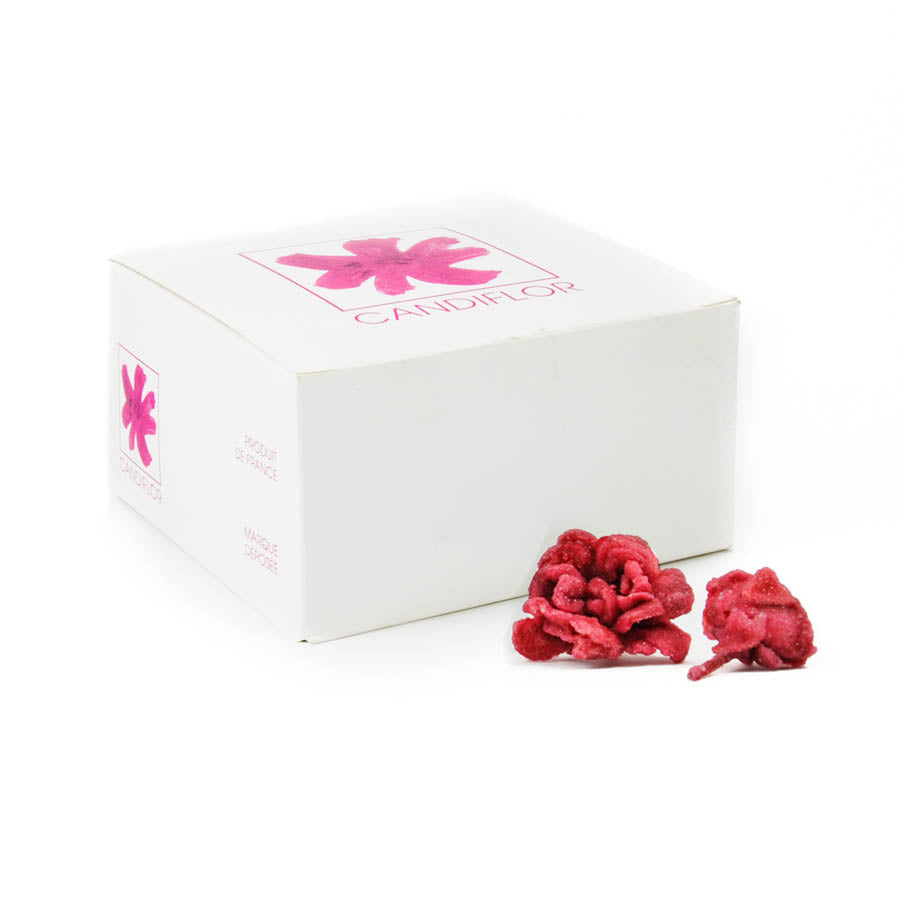 Candiflor Crystallised Whole Roses 500g Ingredients Baking Ingredients Baking Edible Flowers French Food