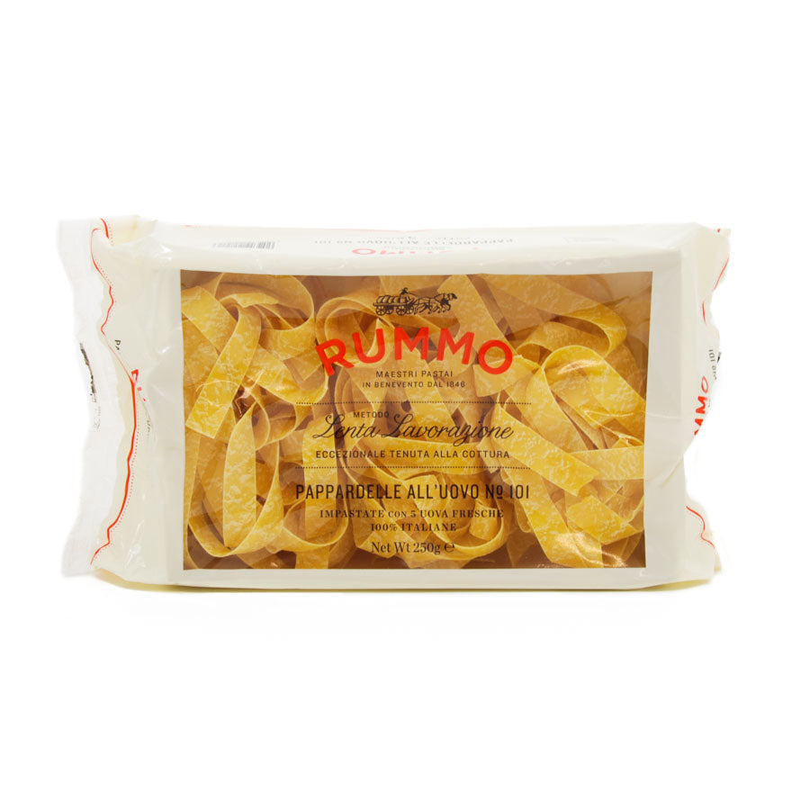 Rummo Pappardelle All 'Uovo 250g Ingredients Pasta Rice & Noodles Pasta Italian Food