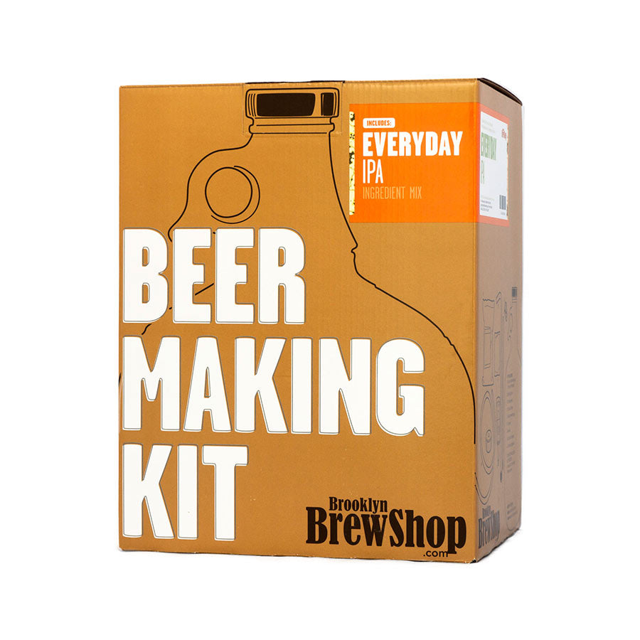 Brooklyn Brew Shop Everyday IPA Ingredients Drinks Home Brewing American Food