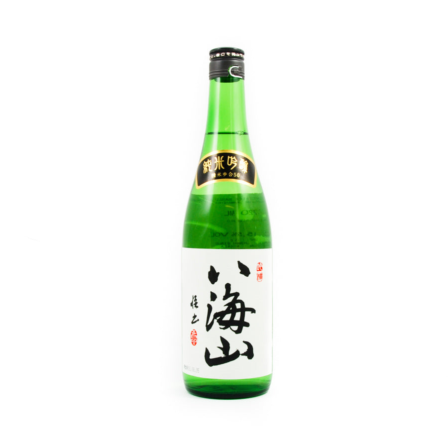 Hakkaisan Junmai Ginjo Sake 720ml Ingredients Drinks Alcohol Japanese Food