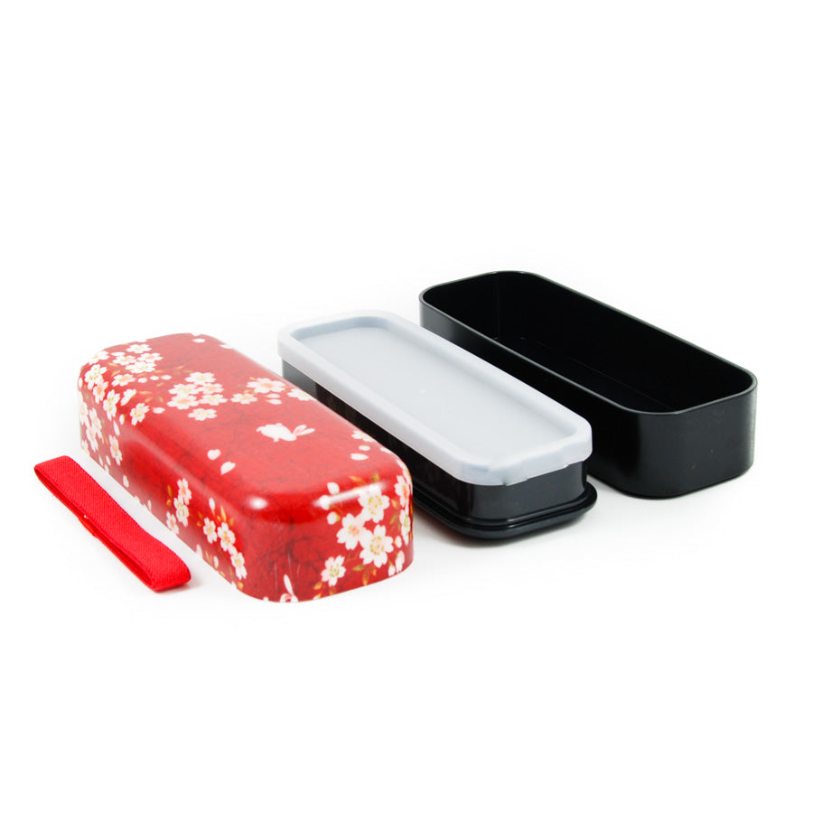 Hakoya Sakura Bunny Bento Box 510ml Cookware Japanese Food