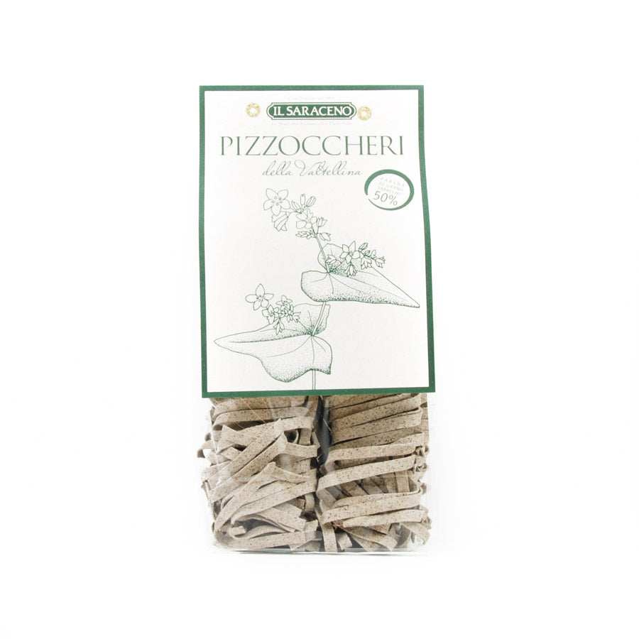Sala Pizzoccheri Valtellinesi 500g Ingredients Pasta Rice & Noodles Pasta Italian Food