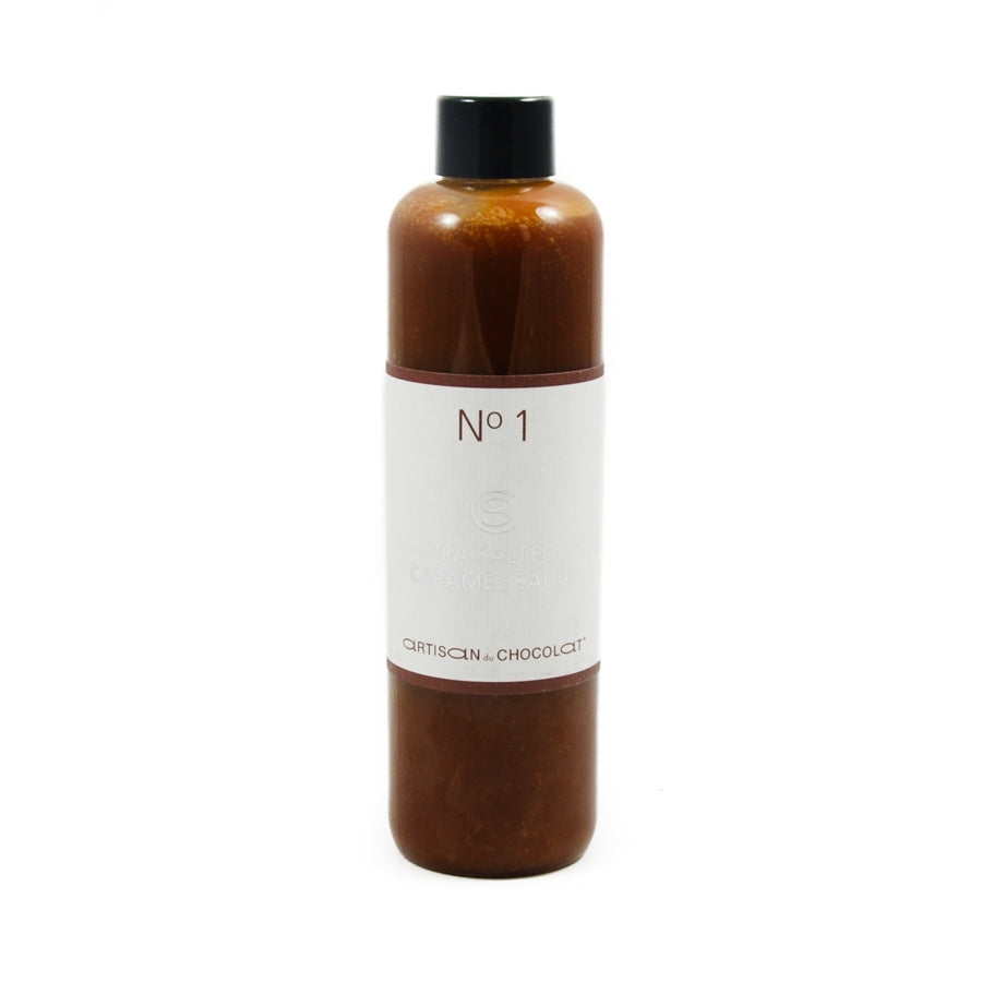 Artisan du Chocolat Artisan Du Chocolat Salted Caramel Sauce 325ml Ingredients Sauces & Condiments French Food