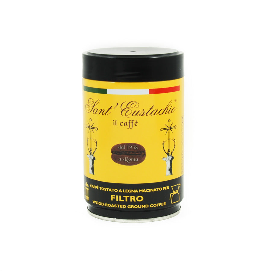 Sant 'Eustachio il caffe Sant'Eustachio Ground Coffee 250g Ingredients Drinks Tea & Coffee Italian Food