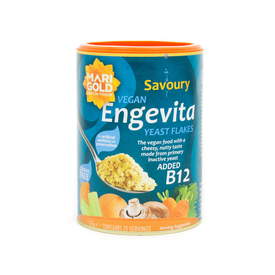 Nutritional Yeast Flakes With Added B12