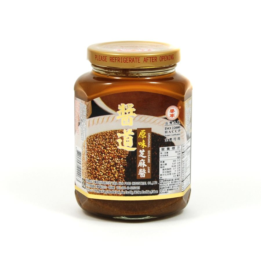 Hwa Nan Food Asian Sesame Paste 369g Ingredients Sauces & Condiments Asian Sauces & Condiments