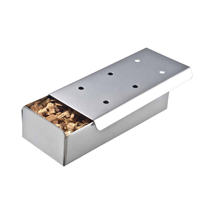 Stainless Smoking Box