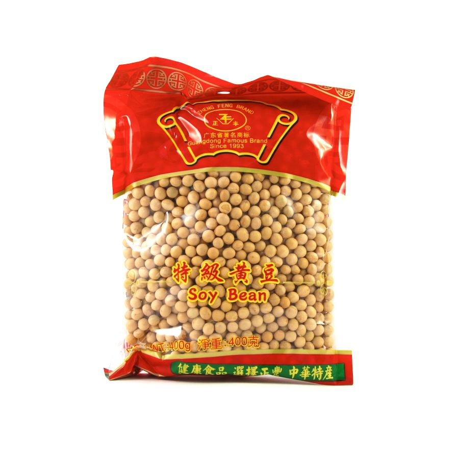 Zheng Feng Soy Beans 400g Ingredients Tofu & Beans & Pulses Chinese Food