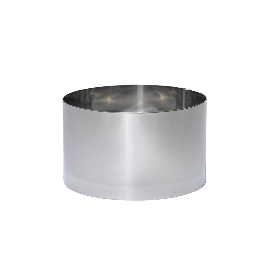 De Buyer Stainless Steel Pastry Ring 8cm