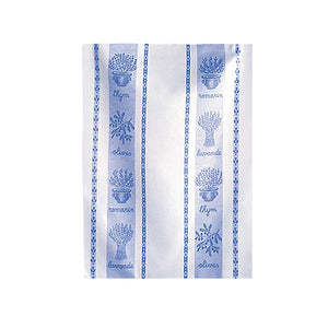 French Tea Towel - St Remy Lavande