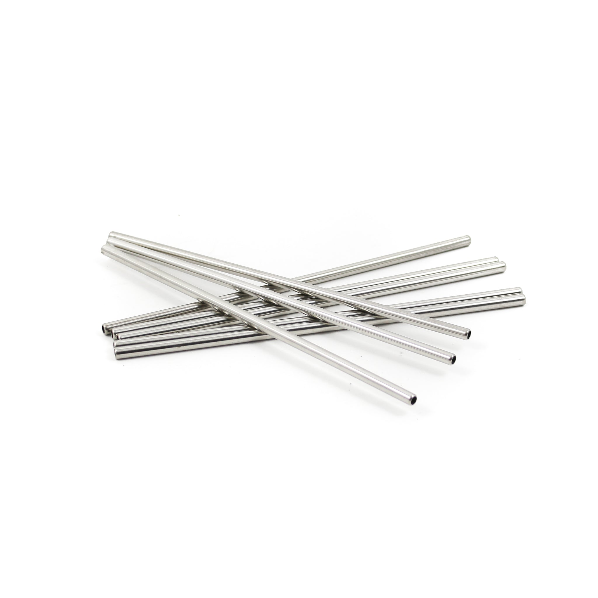 Cocktail'd Stainless Steel Straws x 25 Cookware Barware