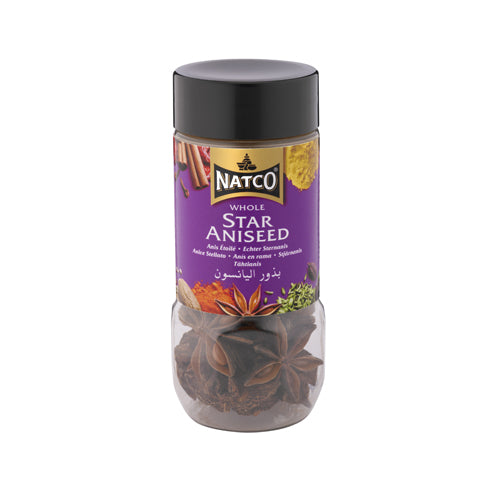 Natco Star Anise 50g Ingredients Seasonings Indian Food
