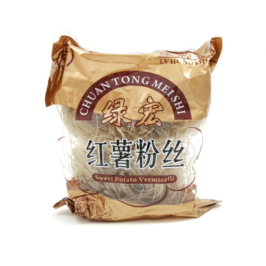 Chuan Tong Mei Shi Sweet Potato Vermicelli 400g Ingredients Pasta Rice & Noodles Noodles Chinese Food