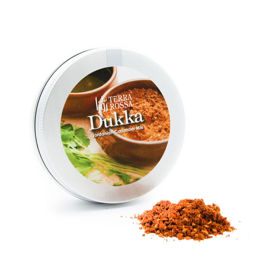 Terra Rossa Dukka 40g Ingredients Seasonings