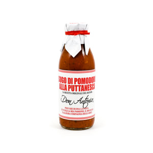 Don Antonio Puttanesca Sauce