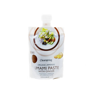Clearspring Organic Umami Paste with Ginger