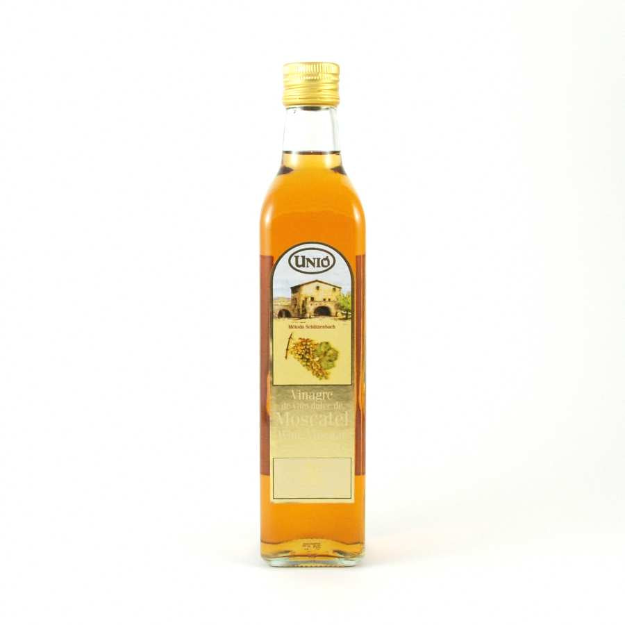 Unio Moscatel Vinegar 500ml Ingredients Oils & Vinegars Spanish Food