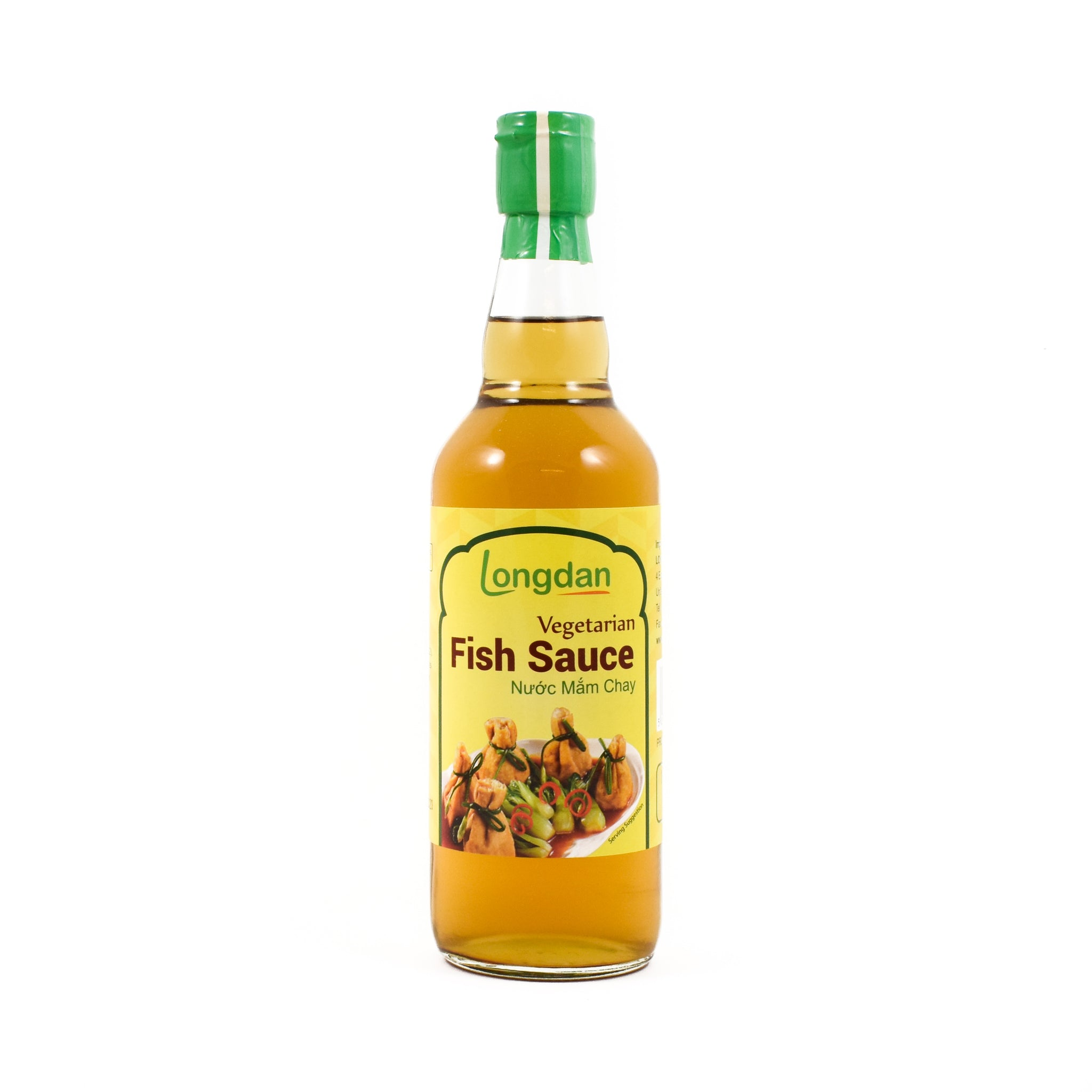 Longdan Vegetarian Fish Sauce - Nuoc Mam Chay 500ml Ingredients Sauces & Condiments Asian Sauces & Condiments Southeast Asian Food