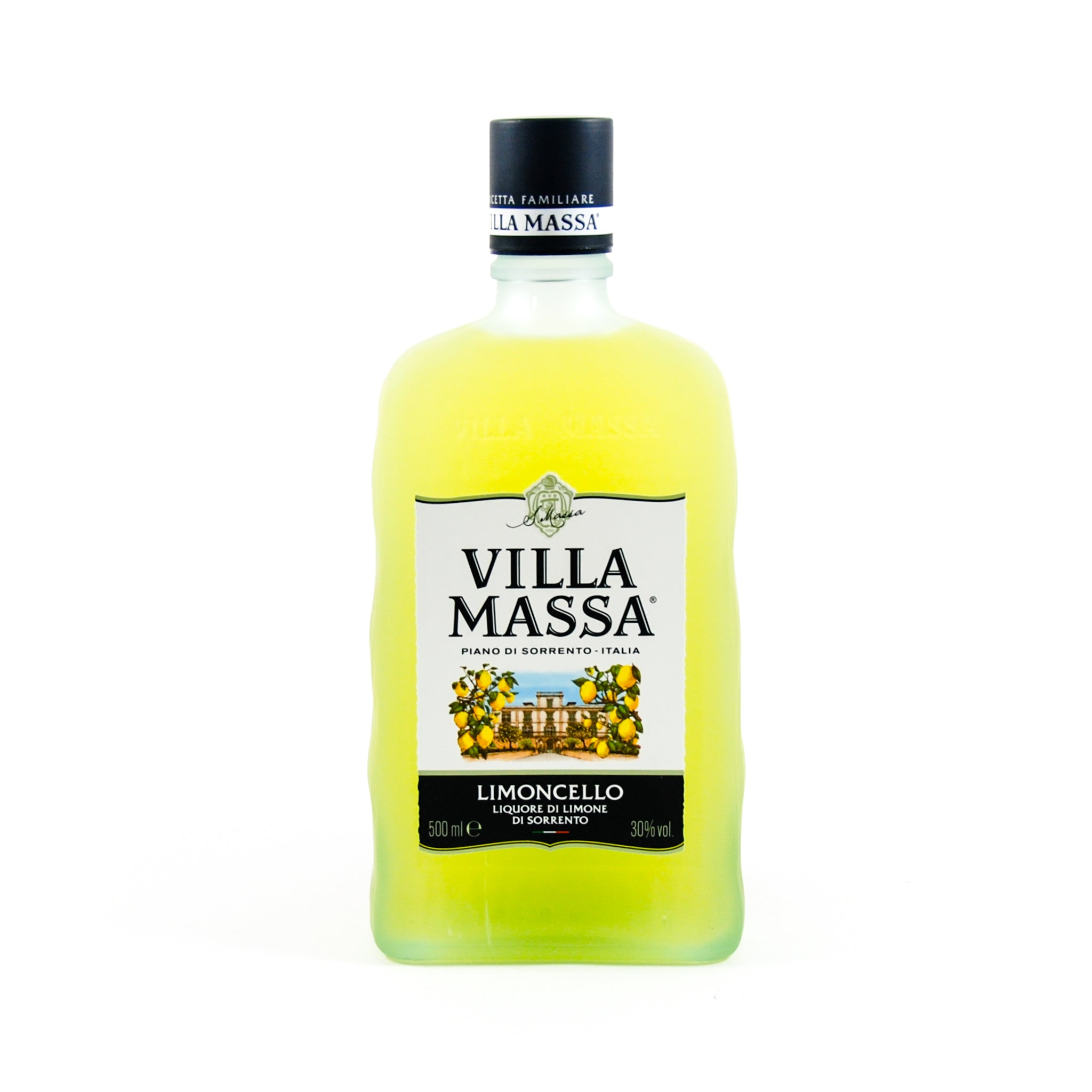 Villa Massa Limoncello 500ml Ingredients Drinks Alcohol Italian Food