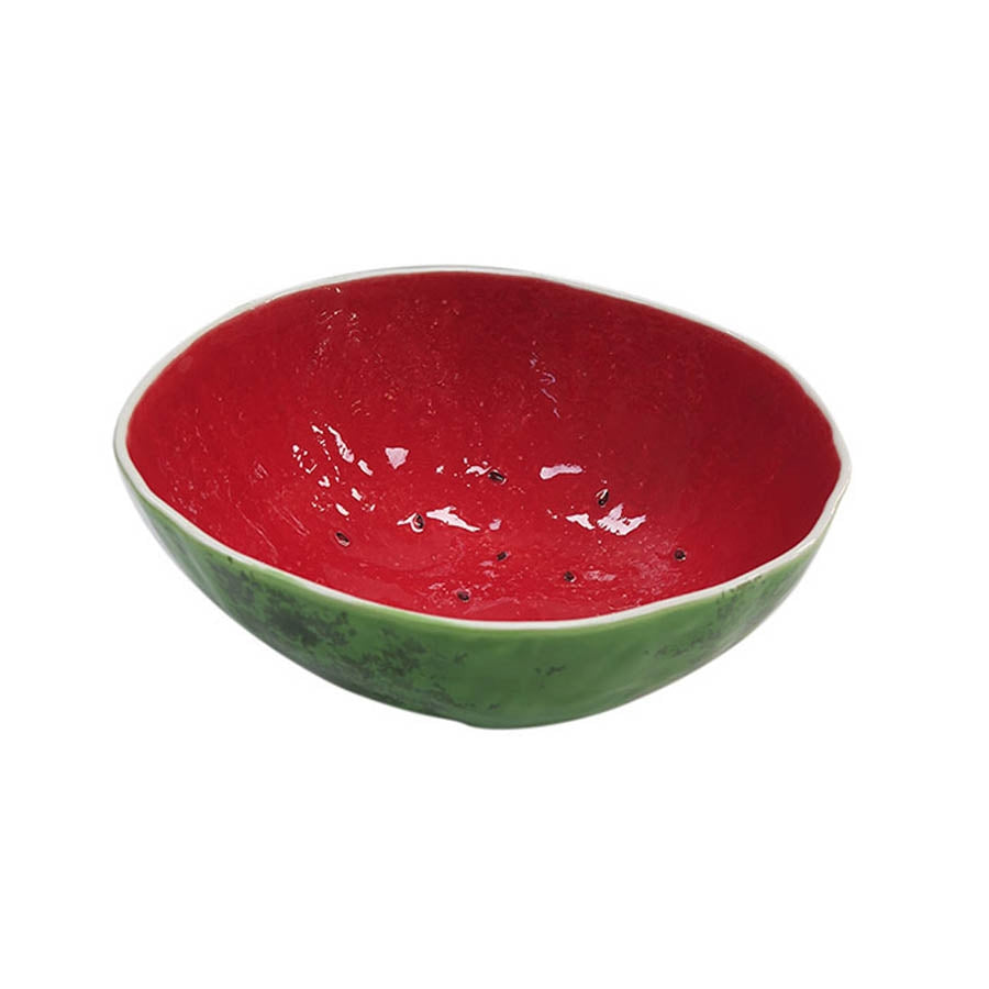 Bordallo Pinheiro Watermelon Salad Bowl 28cm Tableware