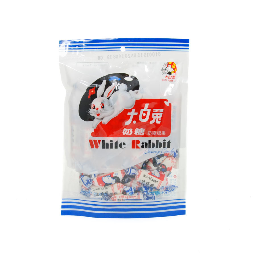 White Rabbit Candy 180g Ingredients Chocolate Bars & Confectionery Chinese Food