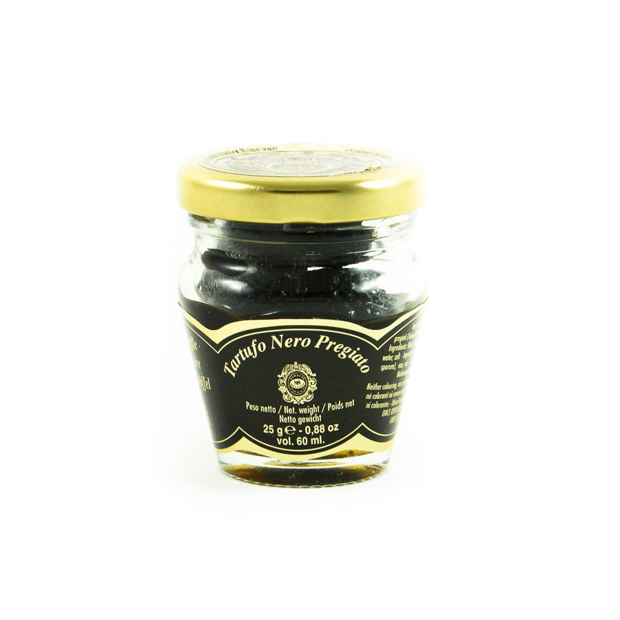 Marini Azzolini Whole Black Winter Truffle 25g Ingredients Mushrooms & Truffles Italian Food