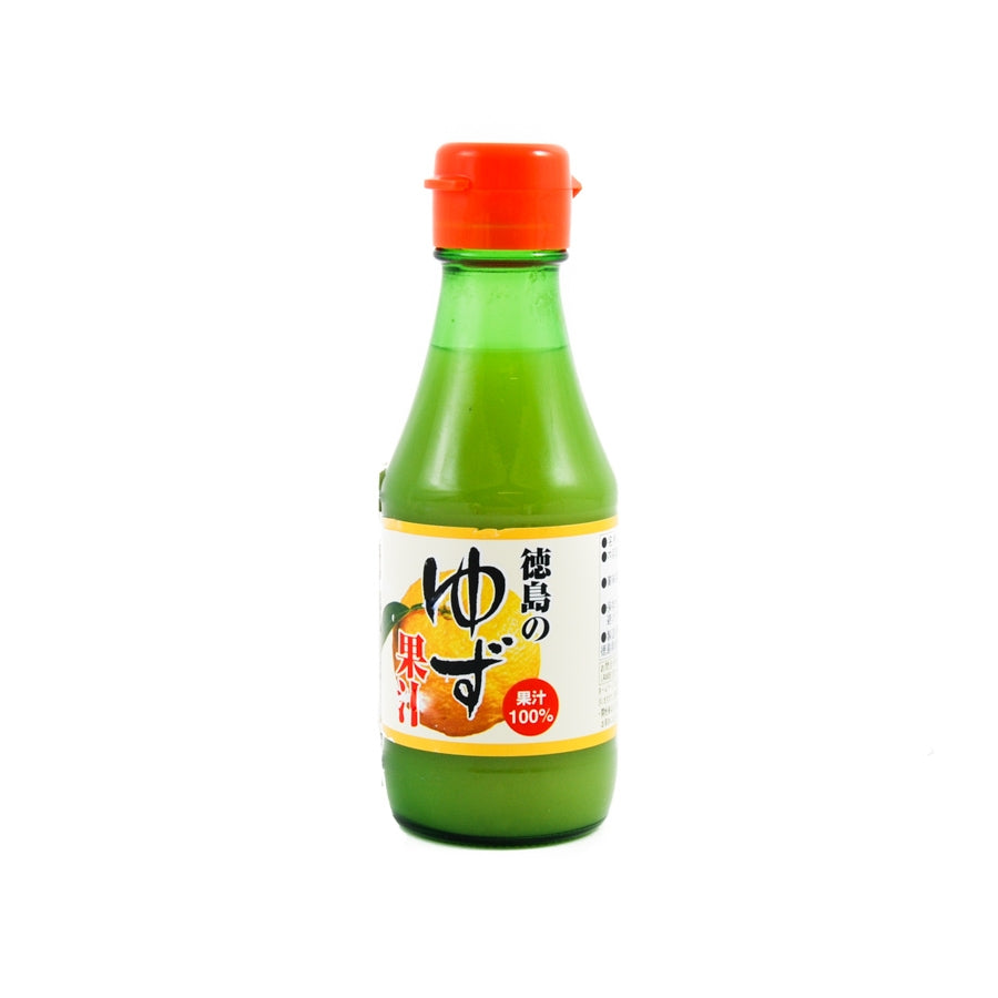 Tokushima Pure Yuzu Juice 150ml Ingredients Sauces & Condiments Asian Sauces & Condiments Japanese Food