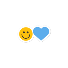 Load image into Gallery viewer, Happy Heart Stickers