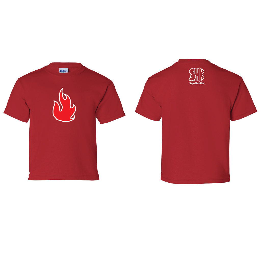 Fire- HeroForce Tee