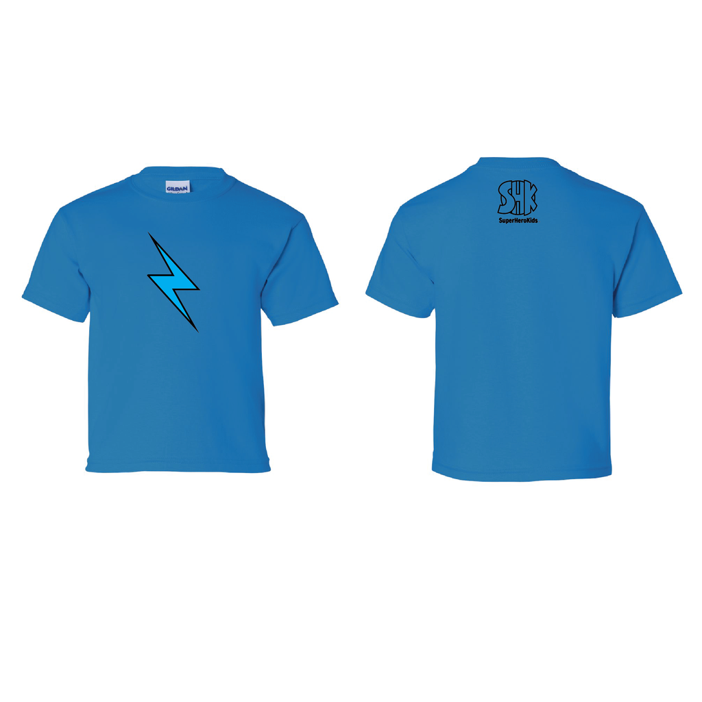 Electricity- HeroForce Tee