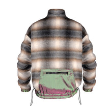 Load image into Gallery viewer, .crowd. zipper wool jacket