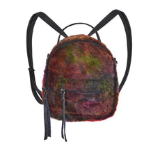 Load image into Gallery viewer, .crowd. small backpack / bag