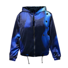 Load image into Gallery viewer, .cloner. Velur Jacket