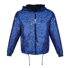 Load image into Gallery viewer, .cloner. Printed Jacket