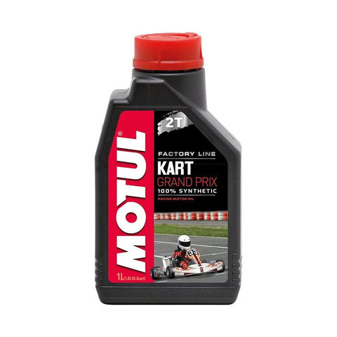 MOTUL Kart GP 2T 2 Stroke Oil for Pre Mix