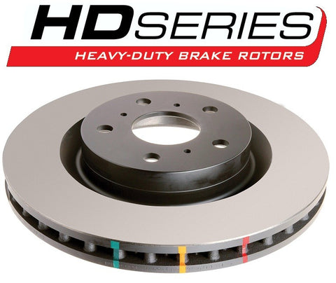 RX8 4000 SERIES Front Brake Rotors
