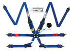 6 Point Racing Harness Endurance Style FIA Approved Belts