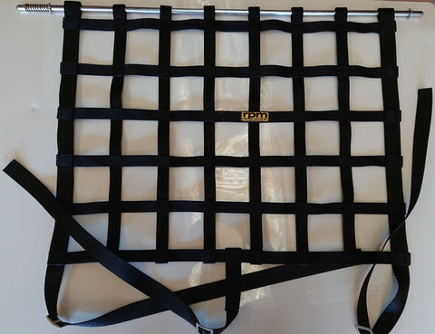 Racecar Window Net (Needs Monting Kit) 3 - Strap Type