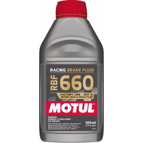 MOTUL RBF660 Brake Fluid DOT 4