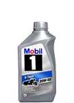 MOBIL 1™ Motorcycle V-TWIN 20W-50