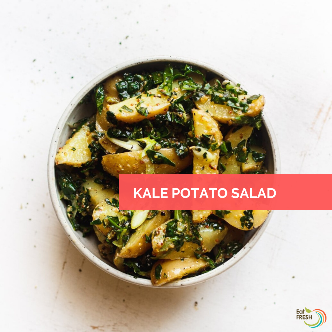Kale Potato Salad