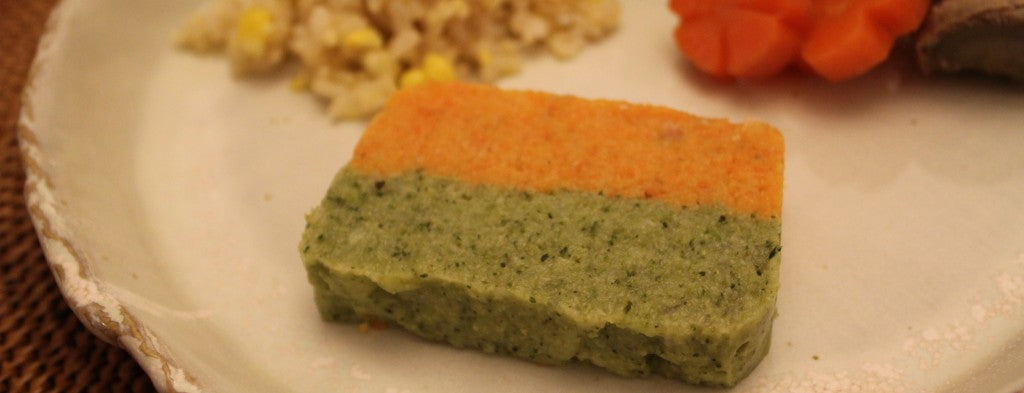 Carrot & Broccoli Terrine