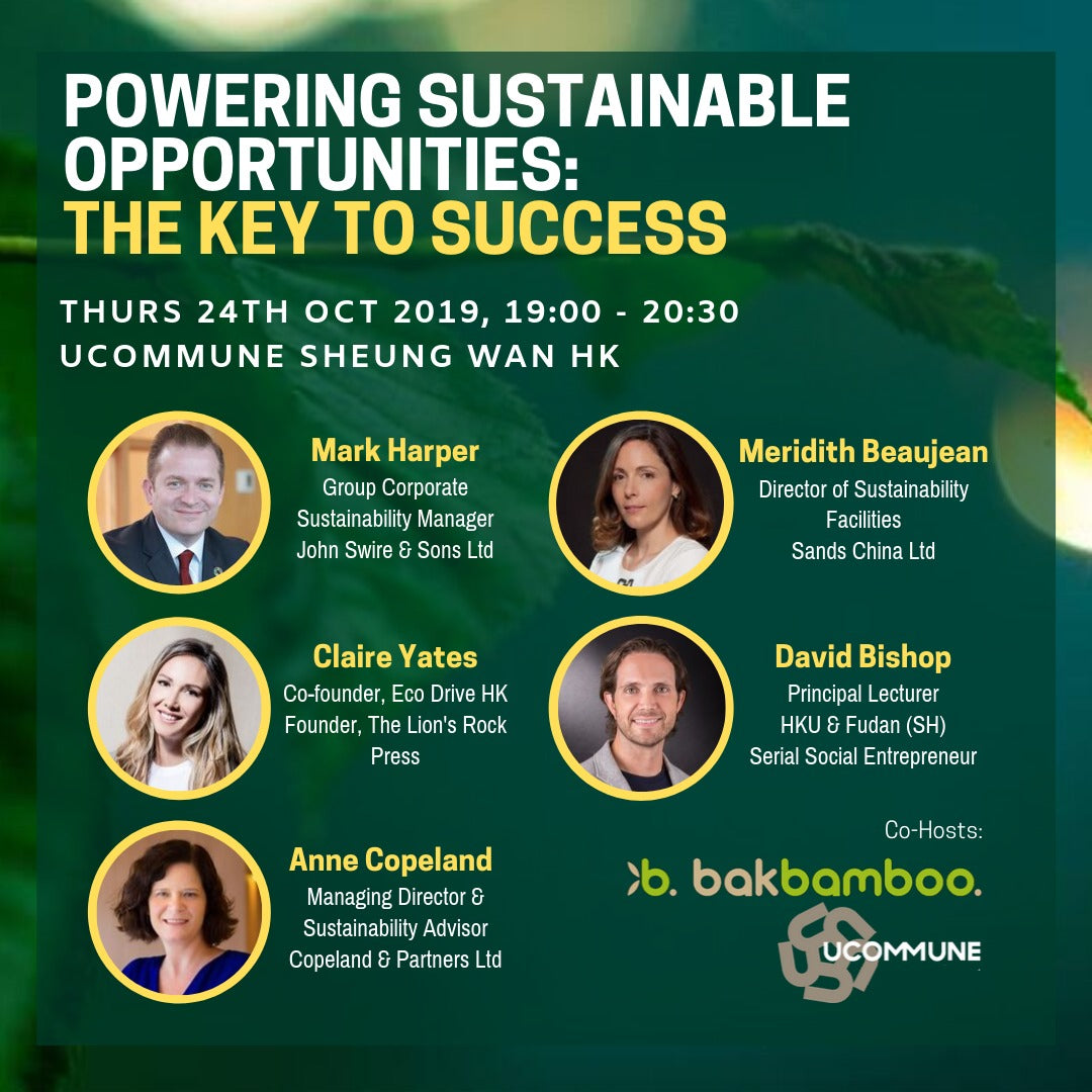 Powering Sustainable Opportunities: The Key to Success