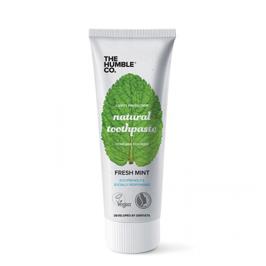 The Humble Co. - Fresh Mint Natural Toothpaste