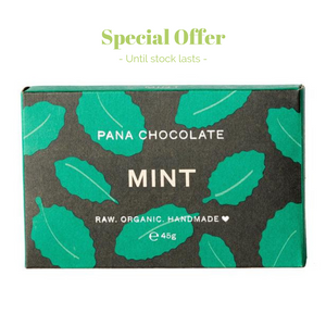 Pana Chocolate Bar - Special Offer