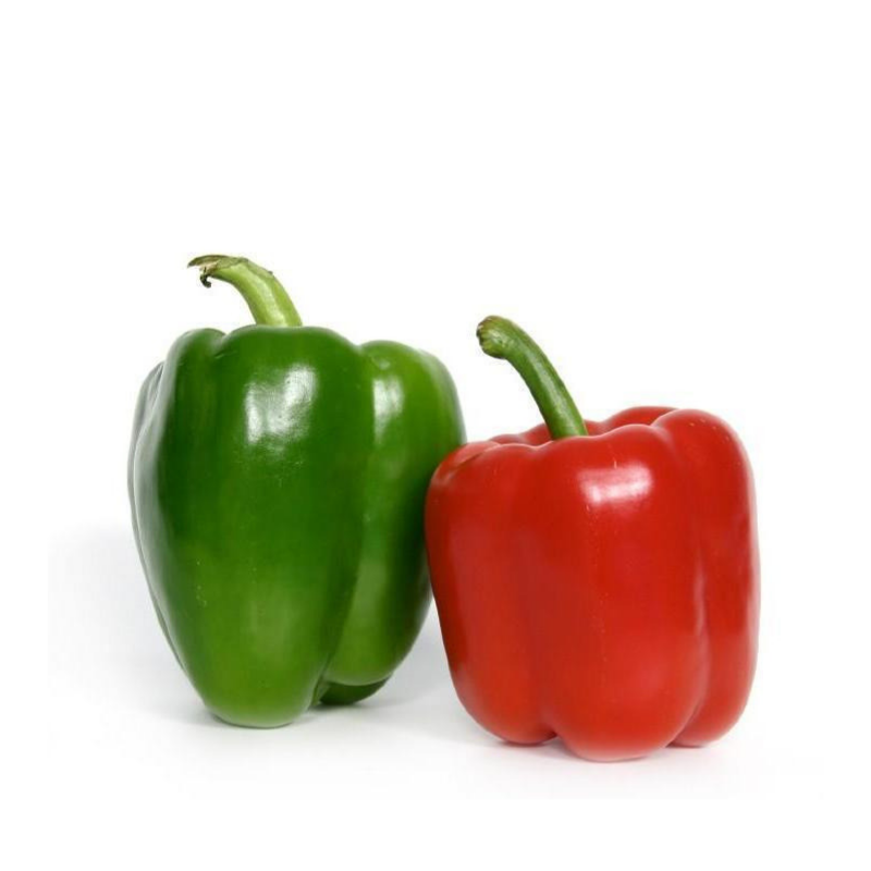 Organic Sweet Pepper
