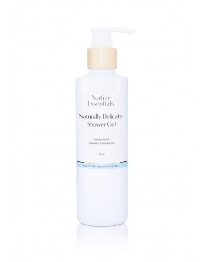 Delicate Shower Gel Native Essentials