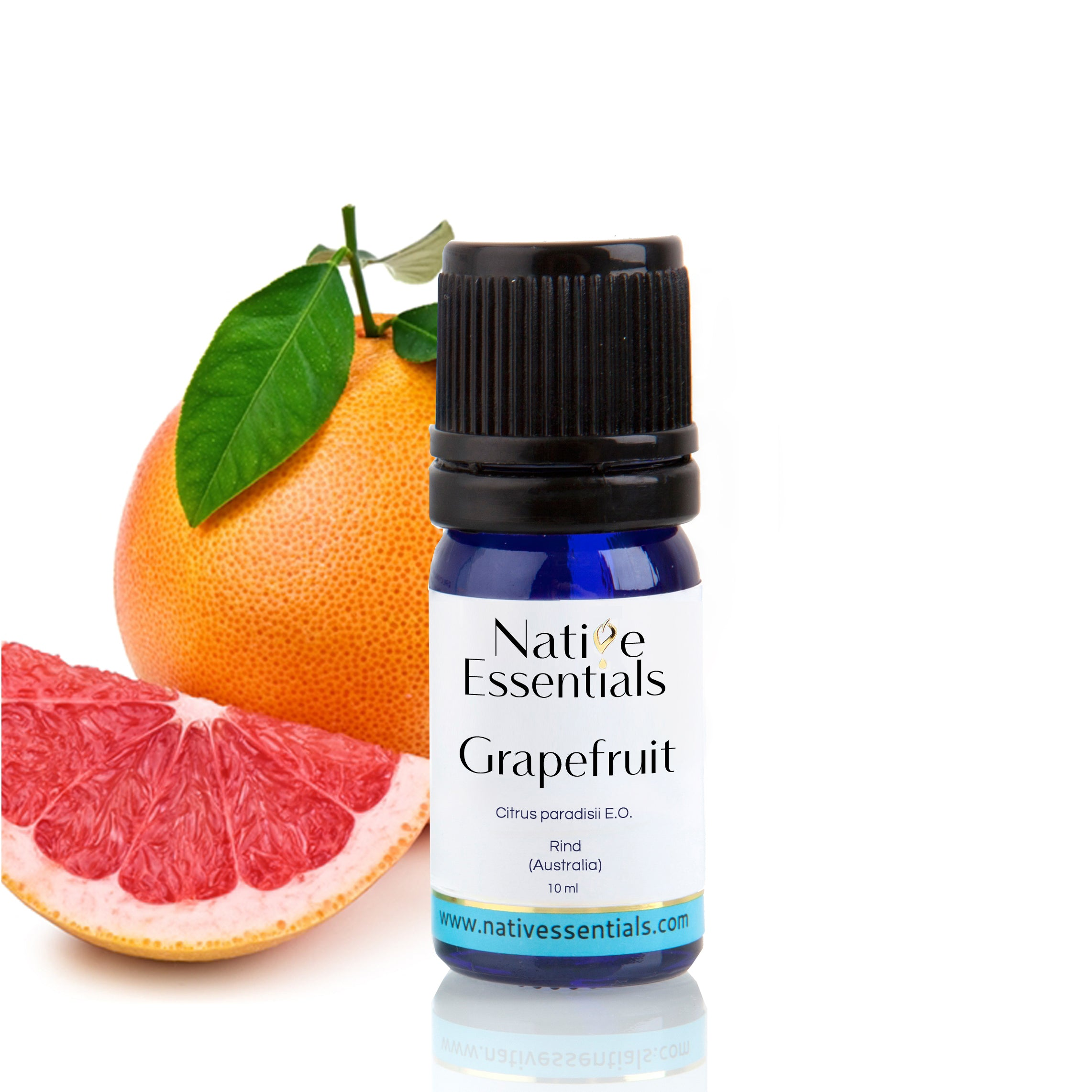 Grapefruit Pink Essential Oil (Australia) - Native Essentials